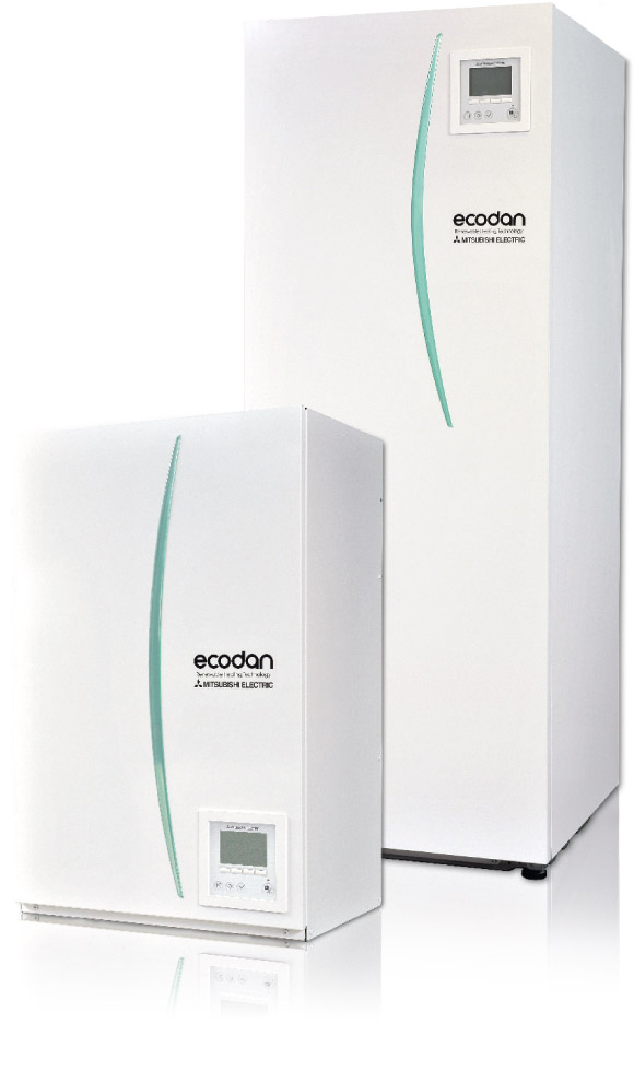 Ecodan // Indoor units