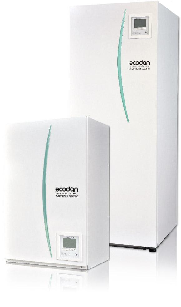 Ecodan // Indoor units | Mitsubishi Electric Innovations