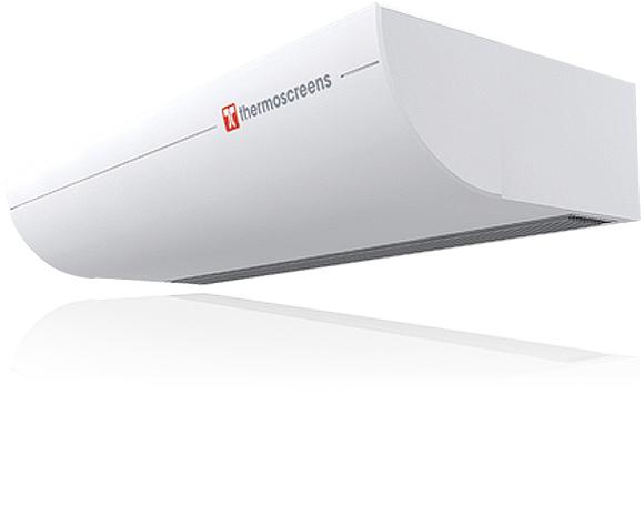 Rideau d\'air à pompe à chaleur | Mitsubishi Electric Innovations
