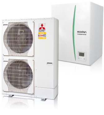 Ecodan // Heat Pump Sets